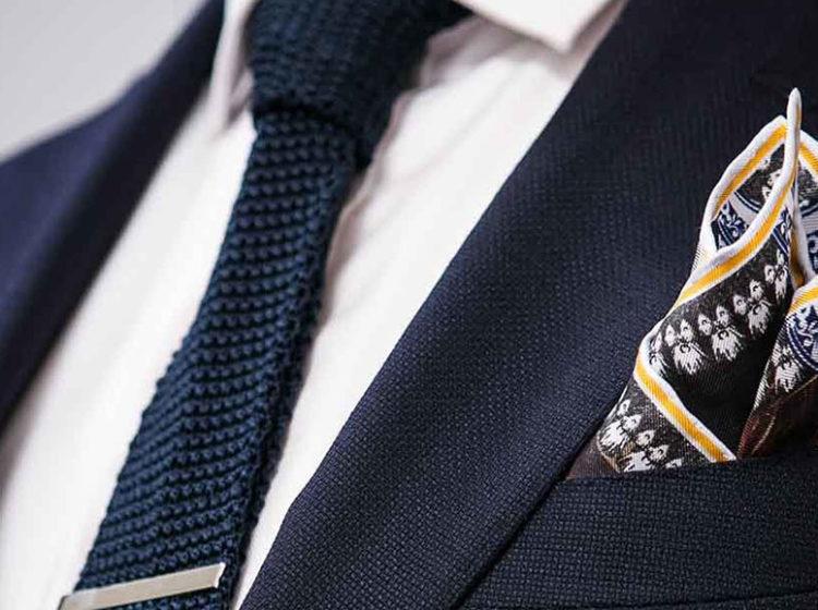 Pocket Square for Suit
